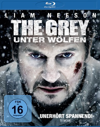 The Grey Bd [Blu-ray] [Import anglais]