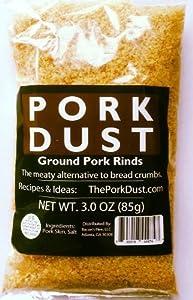 Pork Rind Breadcrumbs (Pack of 3)