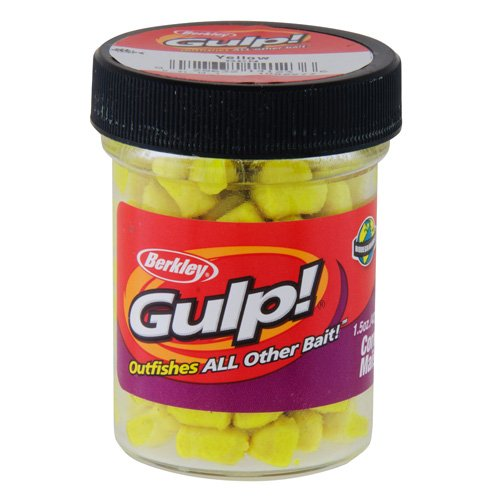 Berkley Gulp! Corn Nugget Yellow Yellow