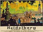 TT81 Vintage Heidelberg Via Harwich L...