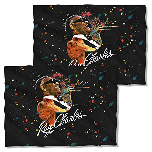 Ray Charles Soul Front & Back Pillow Case RC111FBPLO
