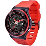 SEPVER ZGPAX S99 Smartwatch Android Phone Full Round IPS Screen Android 5.1 3G Network MTK6580 Quad Core Smart...