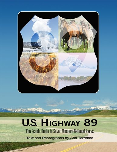 U.S. Highway 89: The Scenic Route to Seven National Parks