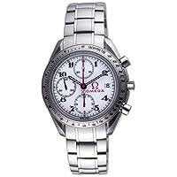 [オメガ]OMEGA 腕時計 スピードマスターオリンピックコレクション ホワイト文字盤 自動巻 クロノグラフ 100M防水 323.10.40.40.04.001 メンズ 【並行輸入品】