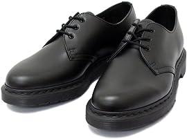 [ドクターマーチン] CORE 1461 MONO 3EYE SHOE 3ホールブーツ BLACK SMOOTH ブラック UK5-約24cm