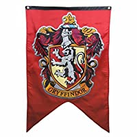 "Harry Potter - Gryffindor Wall Banner 30"" x 50"" by Calhoun Sportswear"