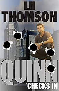 Quinn Checks In by LH Thomson ebook deal