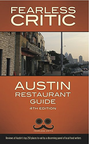 Fearless Critic Austin Restaurant Guide (Austin Restaurant Guide compare prices)