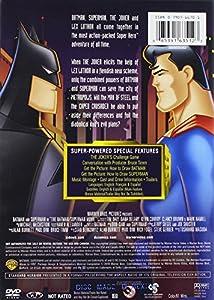 The Batman Superman Movie by Warner Home Video