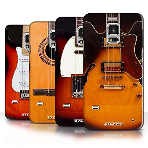 Stuff4 Phone Case / Cover For Samsung Galaxy S5 Mini / Multipack (6 Designs) / Guitar Collection