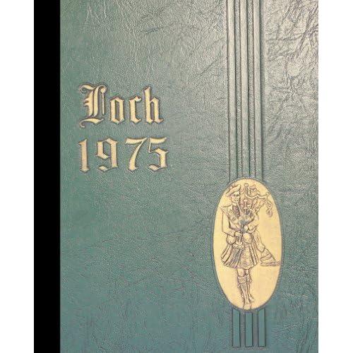 (Reprint) 1975 Yearbook: Shorecrest High School, Seattle, Washington Shorecrest High School 1975 Yearbook Staff