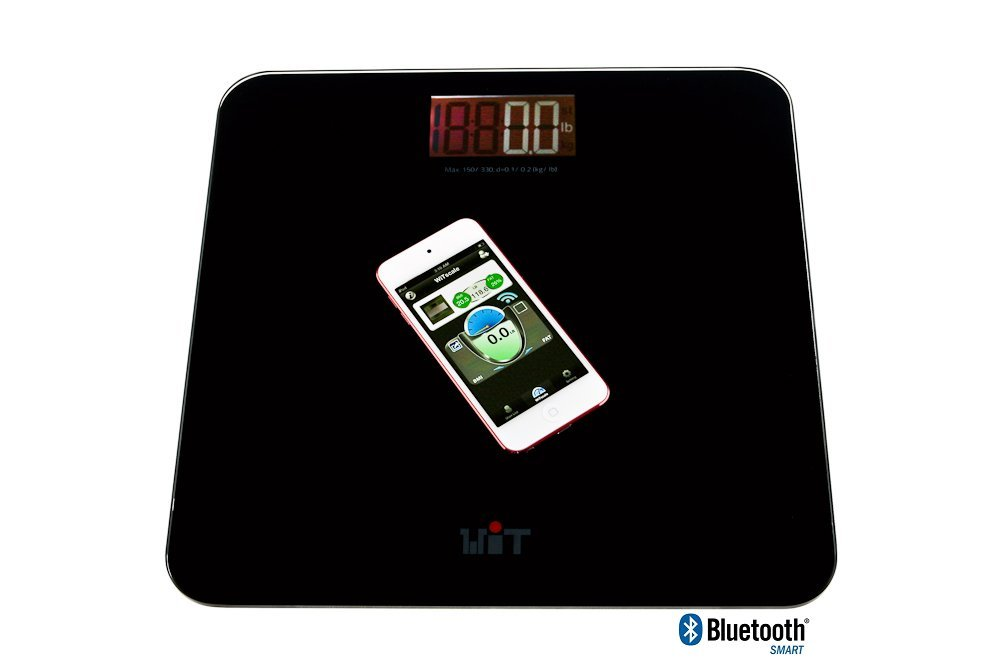 WiTscale S200 Bluetooth Smart Body Scale