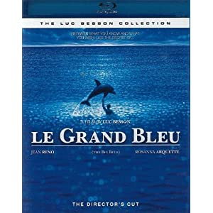 Le grand bleu (The director's cut) [Blu-ray] [Import belge]