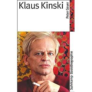 Klaus Kinski (Suhrkamp BasisBiographien)