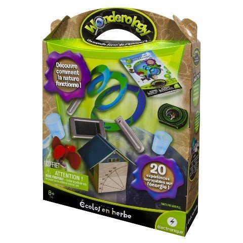Wonderology Science Kit Enviro-Power