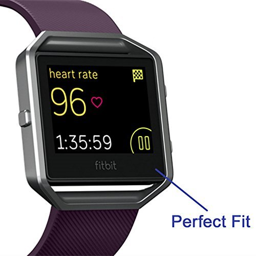 Fitbit Blaze Screen Protector (3 Packs),