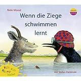 Kli-Kla-Klangbücher: Wenn die Ziege schwimmen lernt
