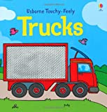 Fiona Watt Trucks (Touchy Feely) (Usborne Touchy Feely Books)