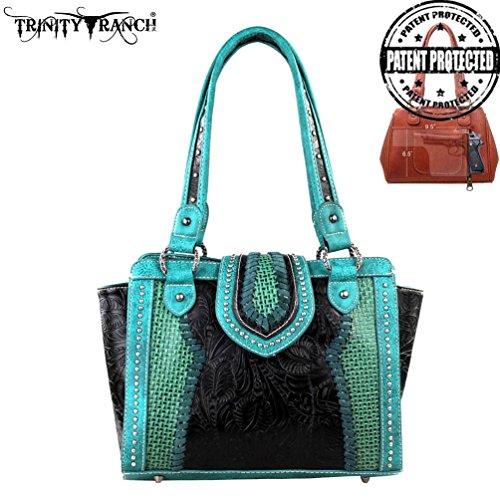 montana-west-trinity-ranch-concealed-handgun-collection-handbag-black