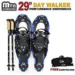 "New MTN 29"" All Terrain Snowshoes + N..."