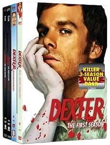 Dexter: Seasons 1 - 3