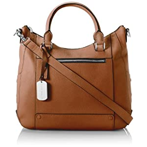 Vince Camuto Mikey Top Handle Bag,Timber,One Size