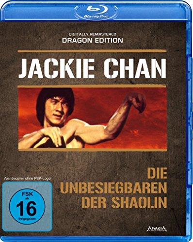 Die Unbesiegbaren der Shaolin - Dragon Edition [Blu-ray]
