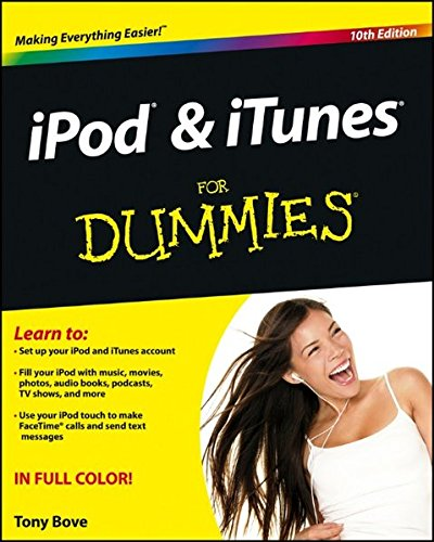 ipod-and-itunes-for-dummies