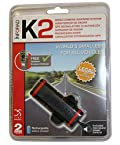 Inforad K2 Speed Camera Warning System Blister Pack (Avoid fines and points legally!)
