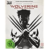 Wolverine: Weg des Kriegers inkl. Extended Cut - 3D Blu-ray