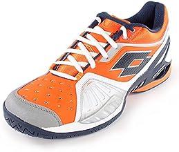 Mens Raptor Ultra IV Speed Tennis Shoes White and Samba