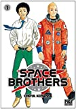 """Afficher """"Space brothers n° 1<br /> Space brothers t1"""""""