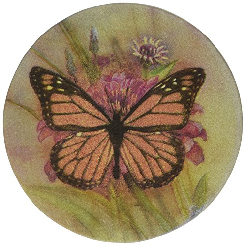 Thirstystone Stoneware Amber Elegance Coaster, Multicolor