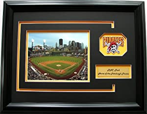 CGI Sports Memories Pittsburgh Pirates PNC Park Photo Frame with 3D Double Mat by CGI Sports Memories