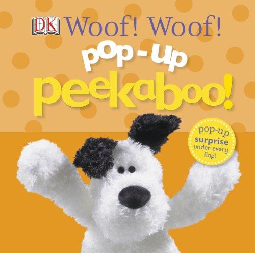 Pop-Up Peekaboo: Woof! Woof! front-1004649