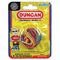 Duncan Yo Yo String, Multi Color (5-P…