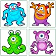 Various Popular Charming Cartoon Waterproof Tattoos