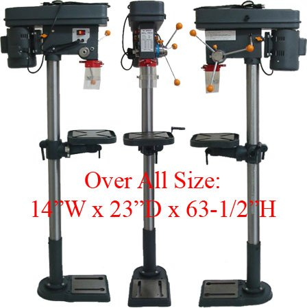 16 speed drill press floor 45 angle 360 degree table for 16 speed floor drill press