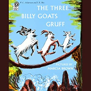 The Three Billy Goats Gruff, Tikki Tikki Tembo, & Strega Nona Audiobook