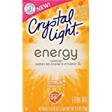 Crystal Light Energy on the Go - Pack of 12 (Citrus) by Crystal Light