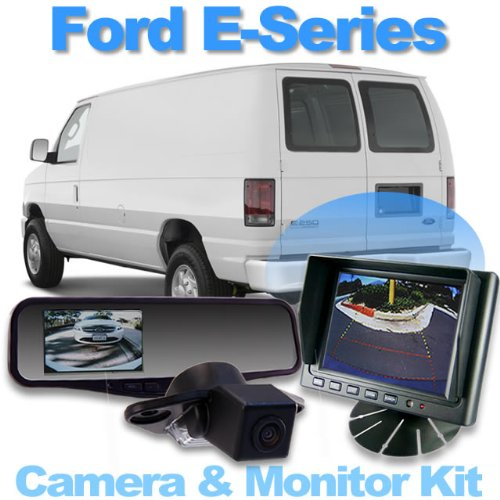 Echomaster Backup Camera front-1049298