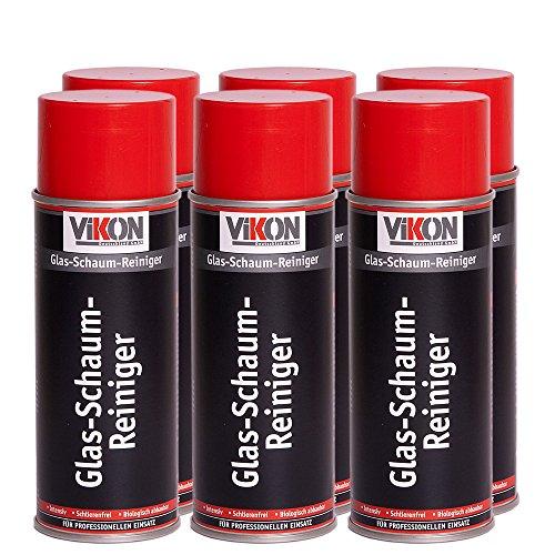 6-dosen-vikon-glas-schaum-reiniger-spray-400-ml-scheibenreiniger