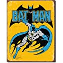 Batman Retro Tin Sign , 13x16 , 13x16