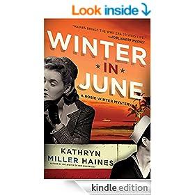 Winter in June (Rosie Winter Mysteries)