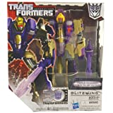 Blitzwing Transformers Generations Thrilling 30 #002 Voyager Figure