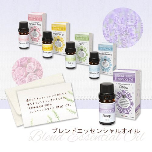 ラドンナ Blend Essential Oil Romantic Time BL01ーEOーRT