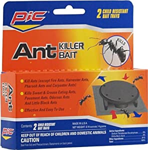 PIC AT-2 Ant Killer Bait, 2-Pack