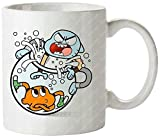 Animal Instinct The Amazing World Of Gumball Cartoon Network Personalized Coffee Cups Tea Mug