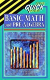 img - for By Jerry, Ph.D. Bobrow Basic Math and Pre-Algebra (Cliffs Quick Review) [Paperback] book / textbook / text book