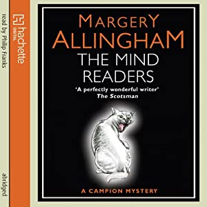 The Mind Readers | [Margery Allingham]